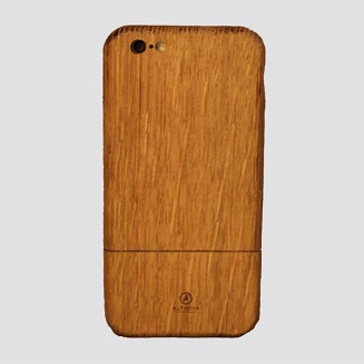 Wooden IPhone 6 Case Oak Back AltNova Cases