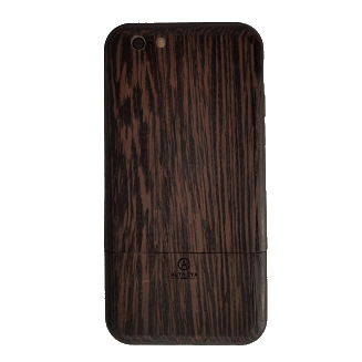 Wooden IPhone 6 Case Wenge Back AltNova Cases